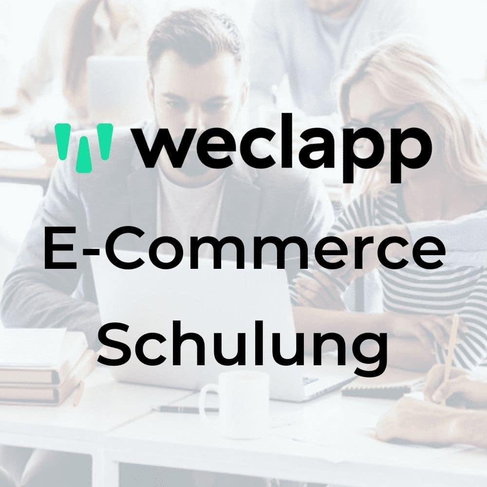 Partnerschulung E-Commerce