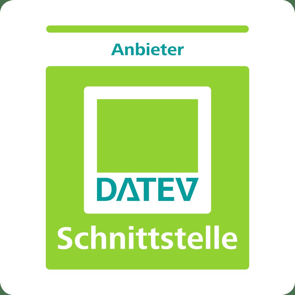 Logo Anbieter mit DATEV Schnittstelle