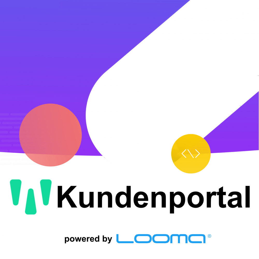 weclapp Kundenportal Logo