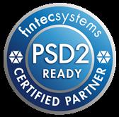 FinTecSystems PSD2 ready certified partner weclapp