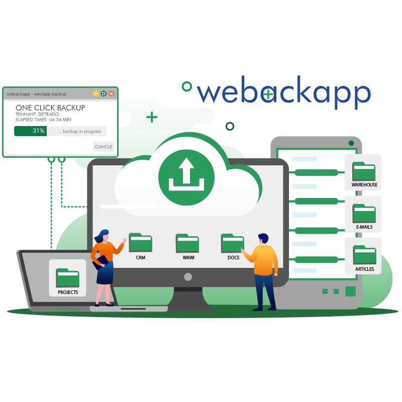 webackapp Schaubild