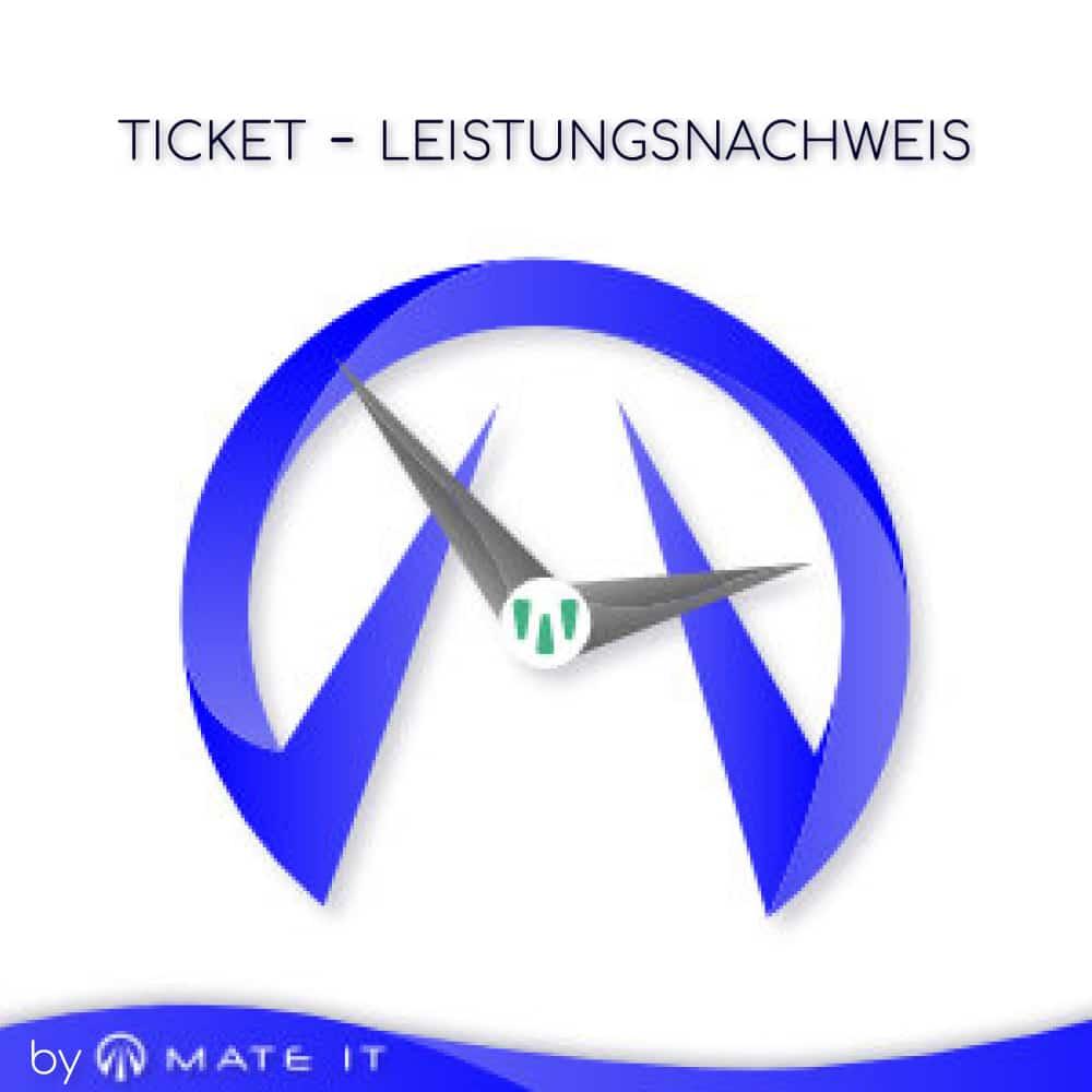 Leistungsnachweis für Tickets Logo