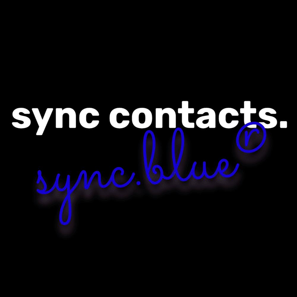 sync.blue