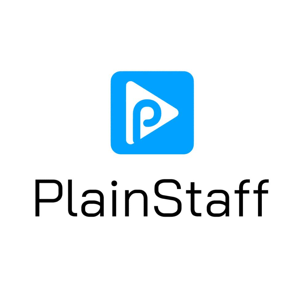 Logo PlainStaff